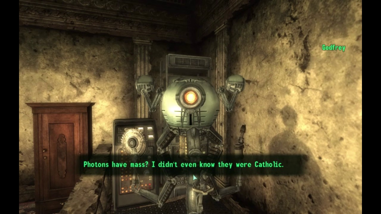 Fallout 3_butler_joke