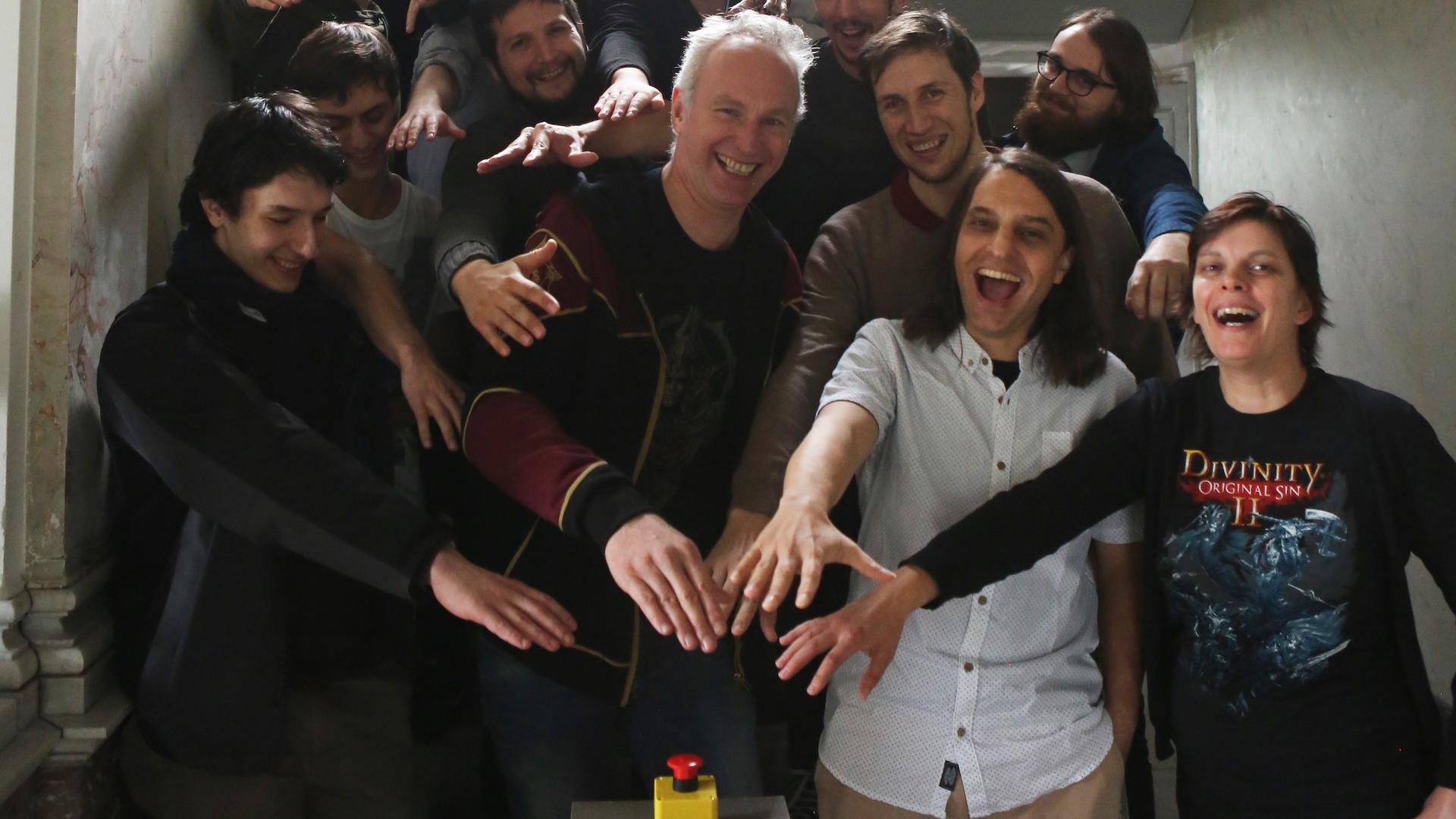 Larian Studios Launching the Game