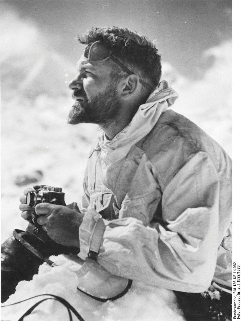 Tibetexpedition, Ernst Schдfer